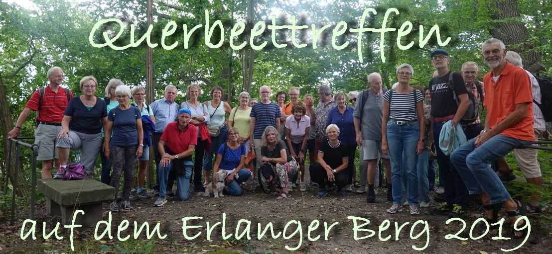 Querbeet am Berg in Erlangen